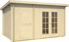 Outdoor Life Products Outdoor Life | Garage Dillon | Blank | 560x320 cm