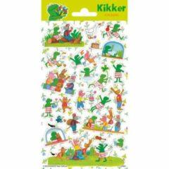 Stickers Kikker & Vriendjes