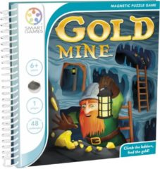 Smart Games GoldMine (48 challenges) breinbreker