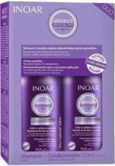 INOAR Duo Shampoing Après-shampoing SPEED BLOND