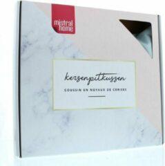 Witte Mattisson Kersenpitkussen 22 x 25 cm