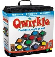 999 Games Spel Qwirkle Reiseditie (6108131)