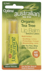 Optima Australian tea tree lip balsem 5.7 Milliliter