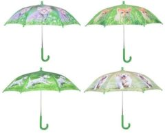 Kinder paraplu hond Dalmatier van Esschert design