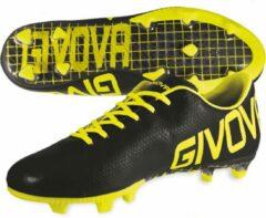 """Gele Voetbalschoen GIVOVA """"SCARPA METAL"""" maat 44."""