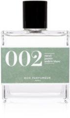 Bon Parfumeur Parfums 002 neroli jasmine white amber Cologne Intense Grijs