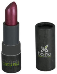 Rode Boho Green make-up BoHo groen Make-Up Lippenstift 406 Cassis 3,5gr-Natuurlijke Makeup-Lipstick-Makeup-Cosmetica