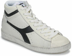 Witte Sneakers Game I High Waxed M II by Diadora