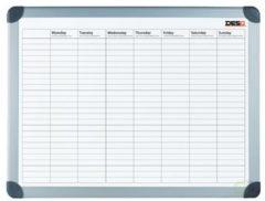 Desq magnetische planner weekplanner