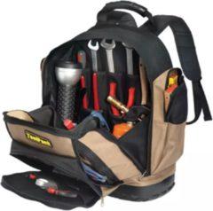Bruine Toolpack gereedschapsrugzak Adaptable 360.089