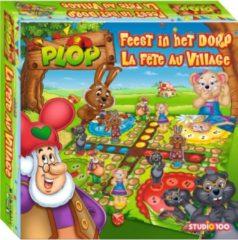 STUDIO 100 kinderspel Plop Feest in het Dorp junior (NL/FR)