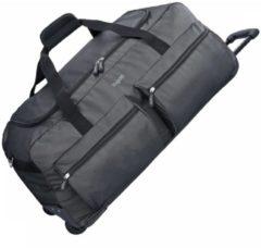Lima 2-Rollen Trolley-Reisetasche 70 cm sehr leicht Bugatti anthrazit