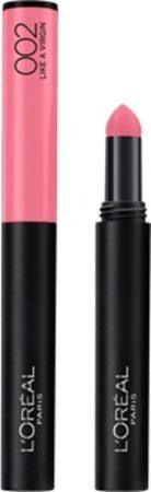 Afbeelding van L'Oréal Paris Infaillible Matte Max Lippenstift - 002 Like A Virgin Roze