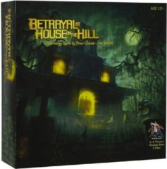 Asmodee Betrayal At The House On The Hill - Engelstalig Bordspel