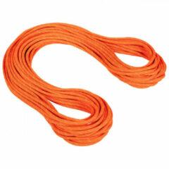 Mammut - 9.8 Crag Dry Rope - Enkeltouw maat 50 m, oranje/rood