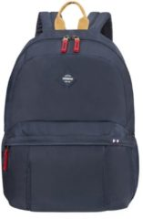 Blauwe American Tourister Upbeat Backpack navy backpack