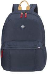 Blauwe American Tourister Rugzak - Upbeat Backpack Navy
