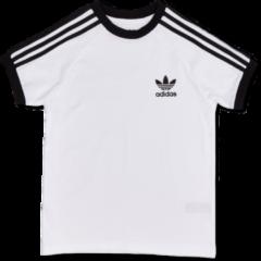 Adidas Originals unisex Adicolor T-shirt wit/zwart