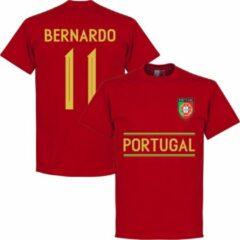 Retake Portugal Bernardo 11 Team T-Shirt - Rood - S