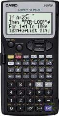Schoolrekenmachine, Zakrekenmachine Casio fx-5800P Zwart Aantal displayposities: 16 werkt op batterijen (b x h x d) 73 x 10 x 141.5 mm