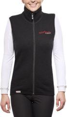 Woolpower - Vest 400 - Merino bodywarmers maat XXL, zwart
