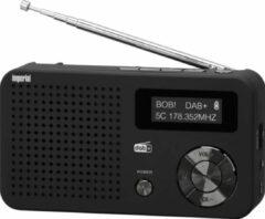 Imperial Dabman 13 - draagbare DAB+ / FM-radio met MP3-weergave - zwart