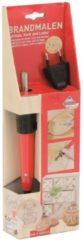 Rode Pebaro Houtbrander Set 0260 - Basis - 9 opzetstukken