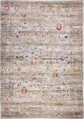 Louis de Poortere - 8894 Antiquarian Turkish Delight Vloerkleed - 140x200 cm - Rechthoekig - Laagpolig, Vintage Tapijt - Bohemian, Oosters, Retro - Meerkleurig