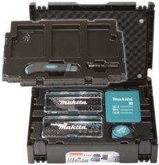 Makita B-49731 - Bohrer-Bit-Set 116-teilig MAKPAC B-49731