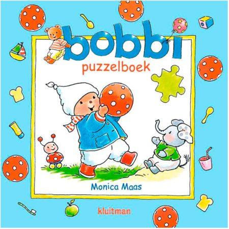 Afbeelding van Kluitman Bobbi - Bobbi puzzelboek