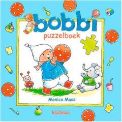 Kluitman Bobbi - Bobbi puzzelboek