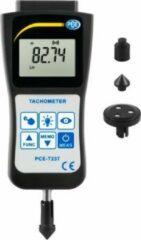 Zwarte Toerentalmeter PCE-T237