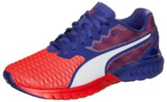 Ignite Dual Laufschuh Damen Puma red blast / royal blue