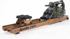Bruine Roeitrainer First Degree Fitness Apollo Hybrid PRO AR - waterweerstand