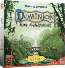 999 Games uitbreiding kaartspel Dominion: Het Achterland