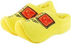Warentuin over Zee Klomppantoffel geel boeren bies - maat 42-44