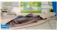 Witte Loks Snijplank voor Vis