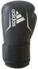 Zwarte Adidas performance (kick) bokshandschoenen Speed 50 - 12 oz
