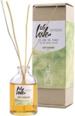 OWNcandles.nl We Love The Planet Diffuser 50ml light lemongrass