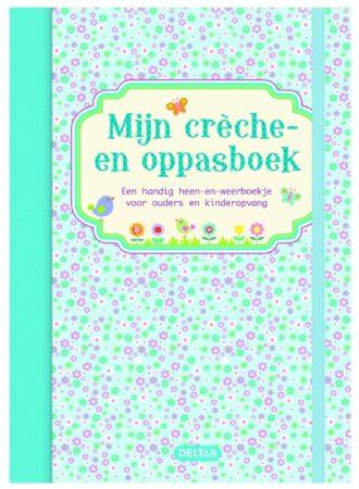 Afbeelding van Bruna Mijn crèche- en oppasboek (blauw) - Boek Deltas Centrale uitgeverij (9044743384)