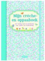 Bruna Mijn crèche- en oppasboek (blauw) - Boek Deltas Centrale uitgeverij (9044743384)