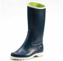 Grand Step Shoes - Women's Diana - Rubberen laarzen maat 36, blauw