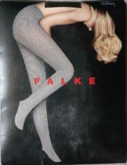 Zwarte Falke fantasy panty maat M/L