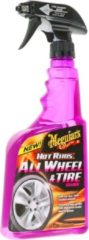Meguiars G9524 Hot Rims All Wheel Velgenreiniger - 710ml