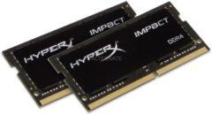 HyperX SO-DIMM 16 GB DDR4-2933 Kit, Arbeitsspeicher