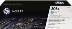 HP 305A CE411A Tonercassette Cyaan 2600 bladzijden Origineel Tonercassette