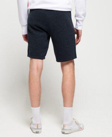 Afbeelding van Superdry Donkerblauw stevig zacht slim fit sweatshort - Slim fit Short Maat M