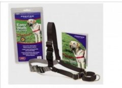 Petsafe Easy Walk Anti-Trektuig Zwart - Hondenopvoeding - Medium