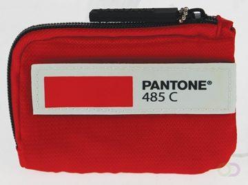 Afbeelding van Pantone documentbeschermers rood
