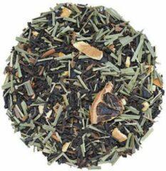 Madame Pu-erh kaneel citroen - puerh thee - madame chai - puerh melange - losse thee - detox thee - kaneel citroen